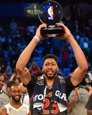 2017年NBA全明星正赛全场高清录像下载